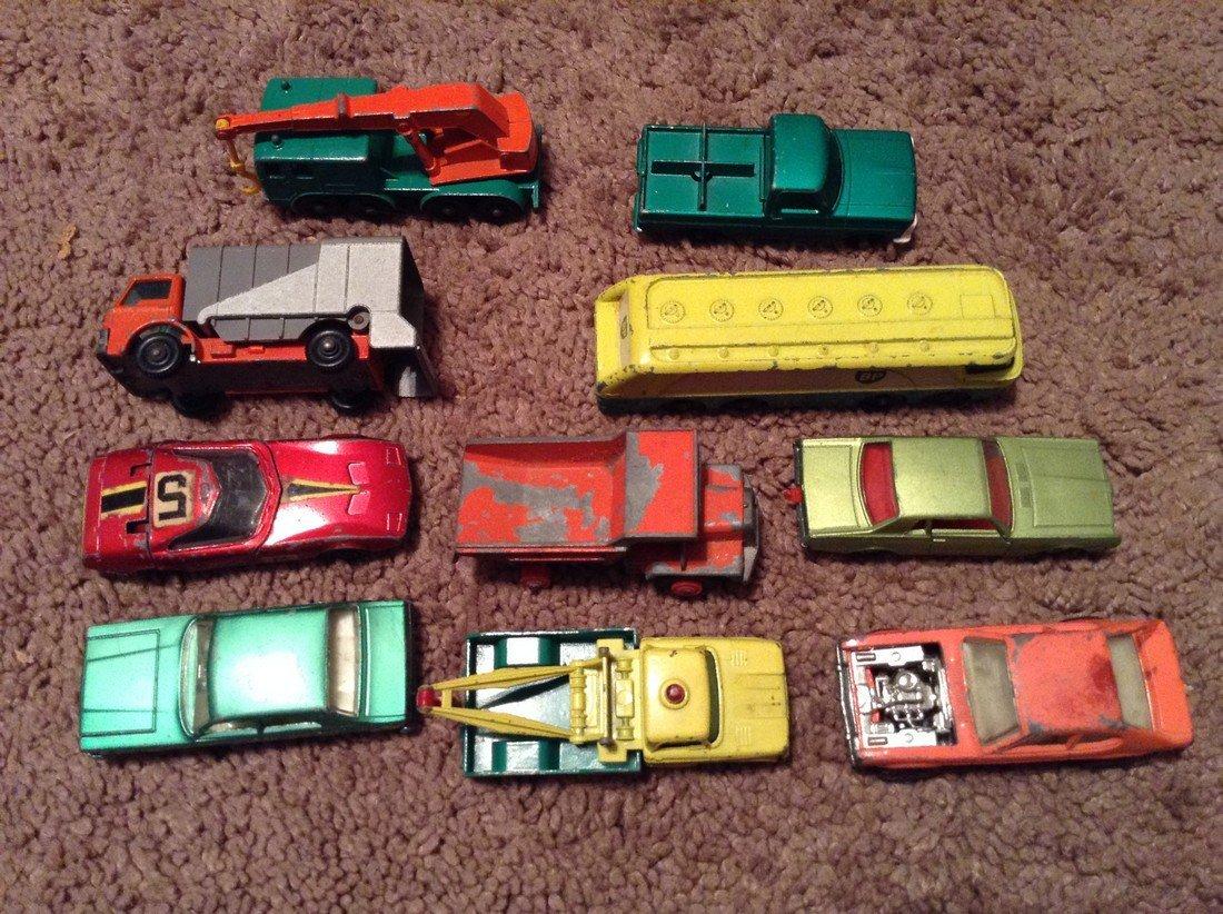 Matchbox Lesney Cars