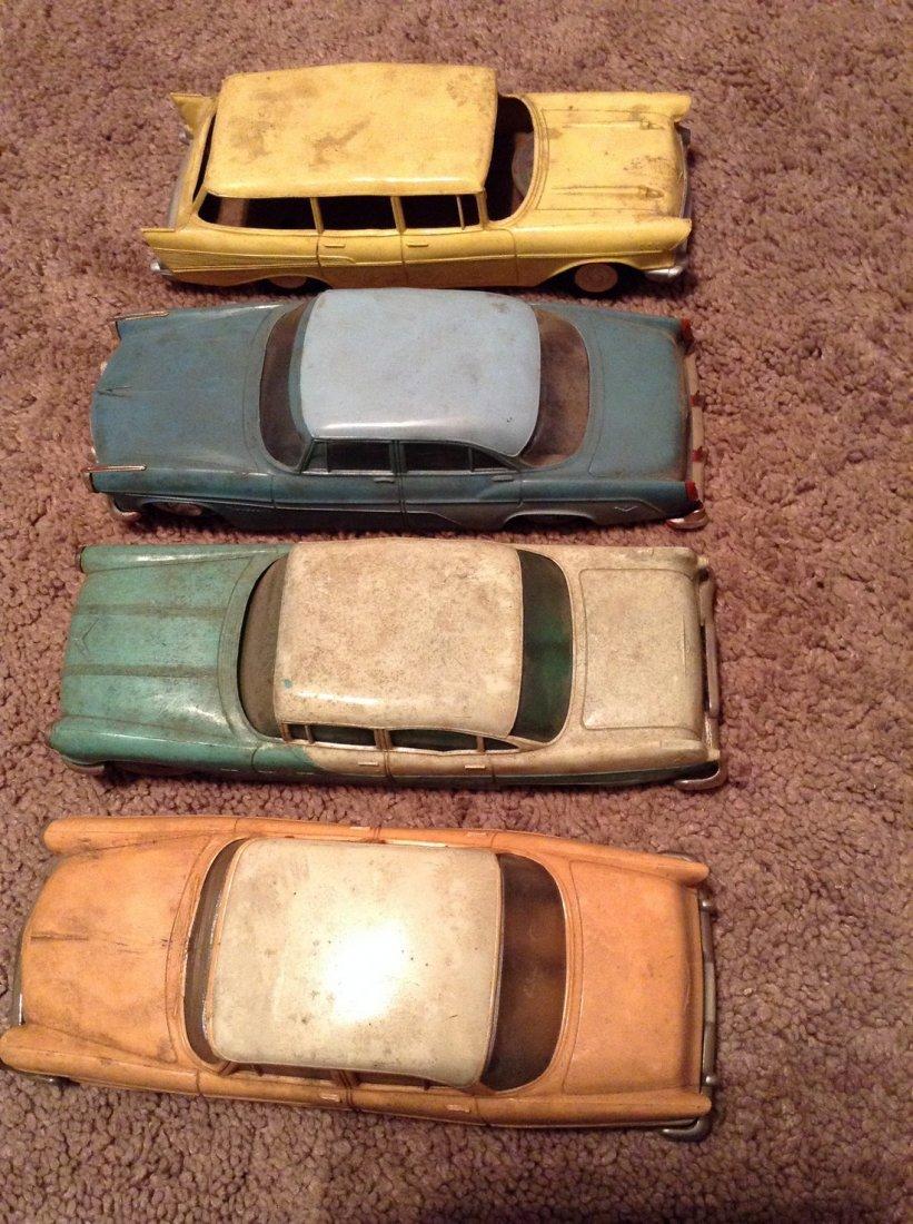 Vintage Dealer Promo Cars