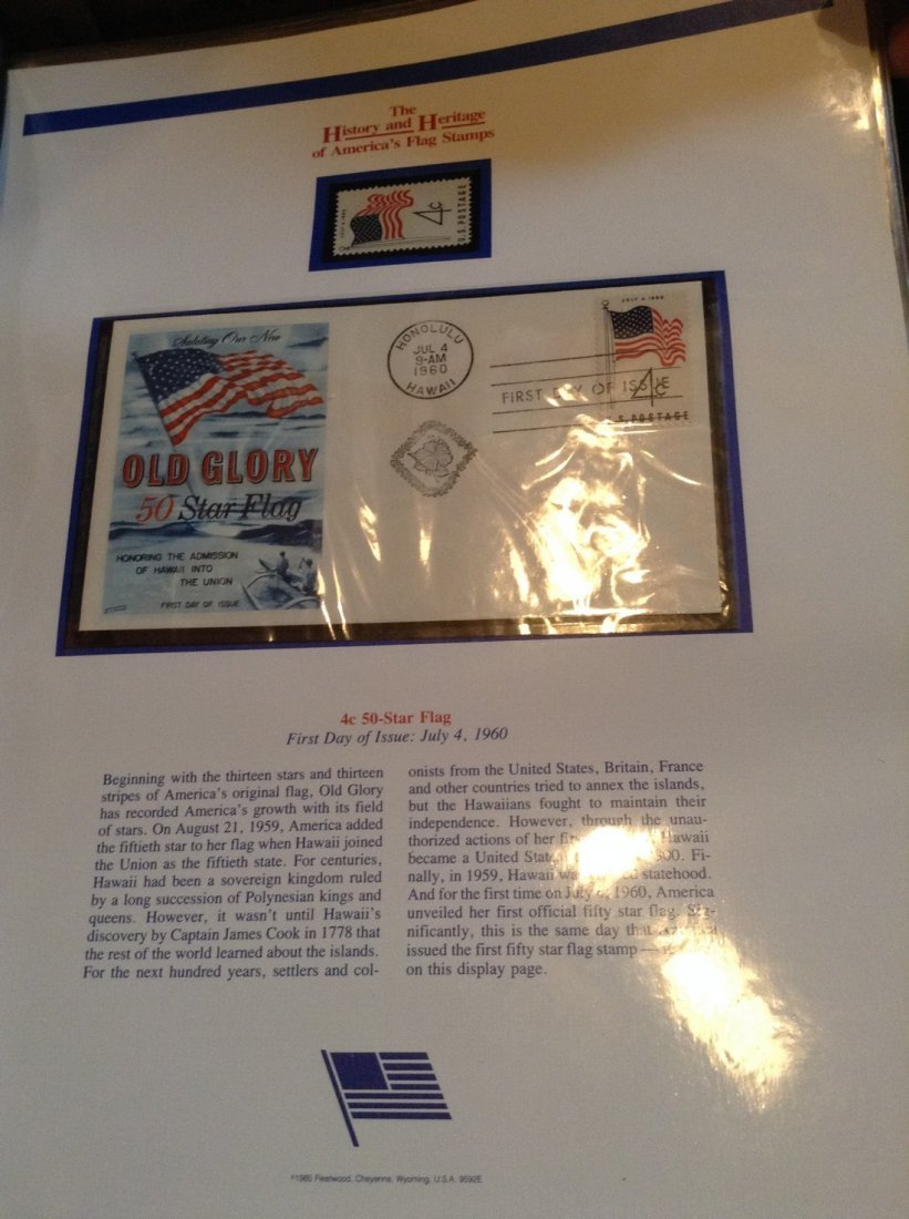 Catalogue of American Flag Stamps - 3