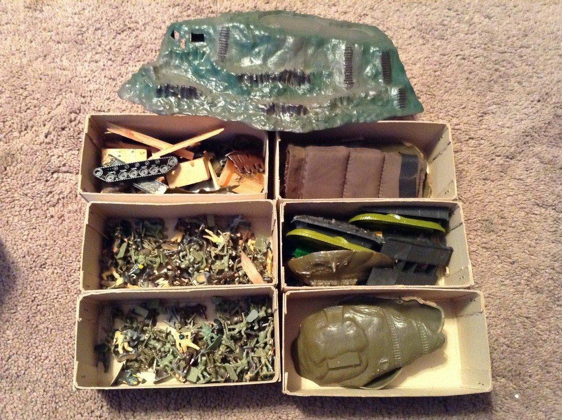 Vintage Military Toys