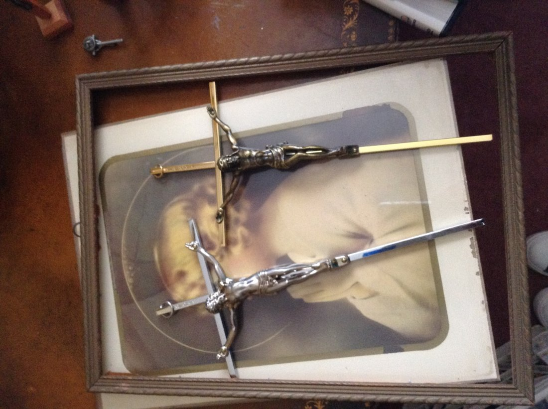 Vintage Religious Statues and Angels - 3