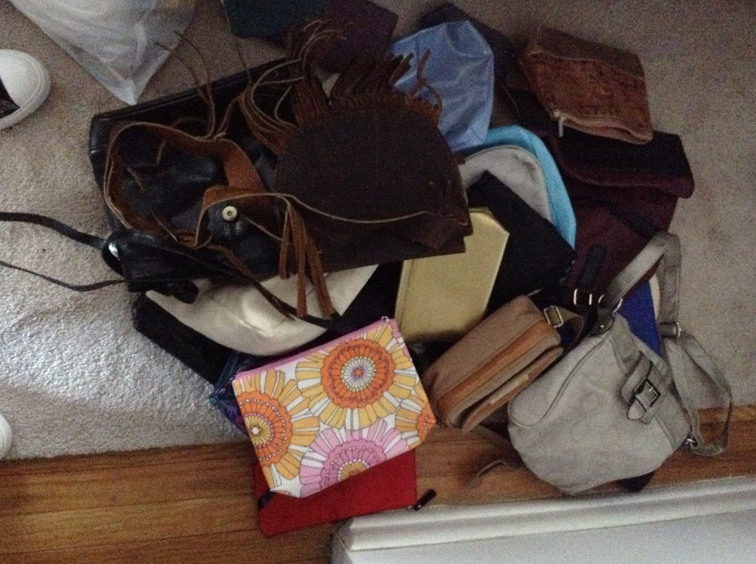 Large of Lot of Vintage pocketbooks