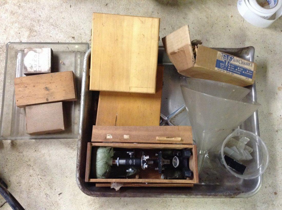 Vintage Chemistry Items