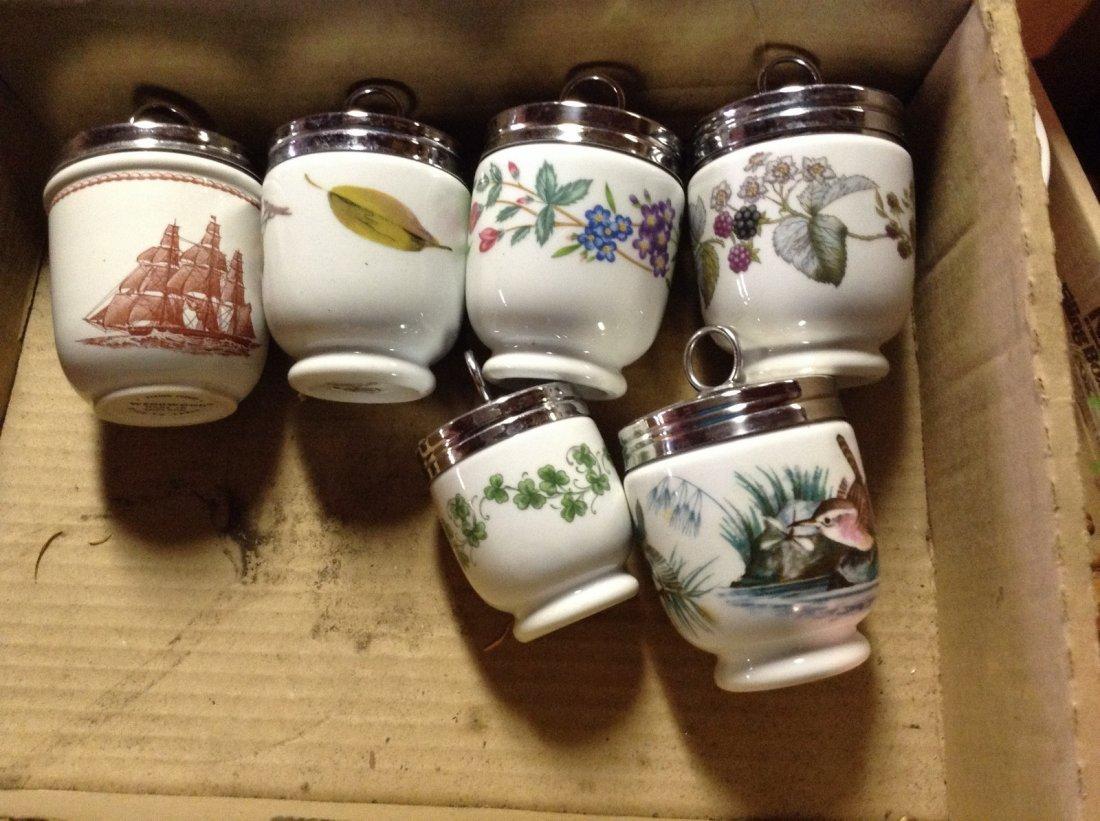 Wedgewood Egg Coddler Pot jar