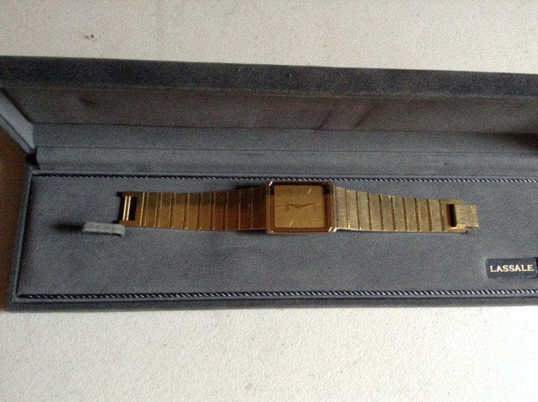 Lassale Seiko Men's watch