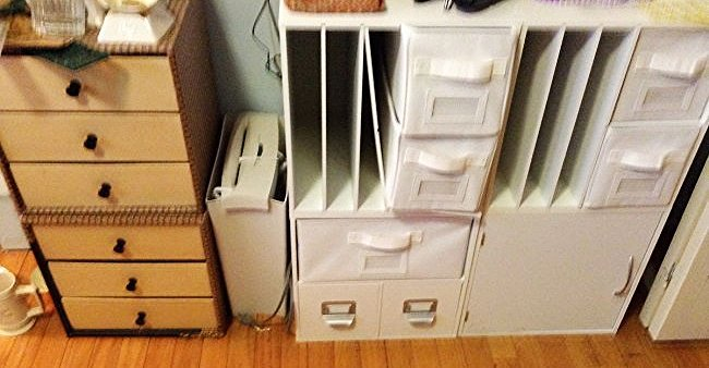 Storage Cabinets and Contents