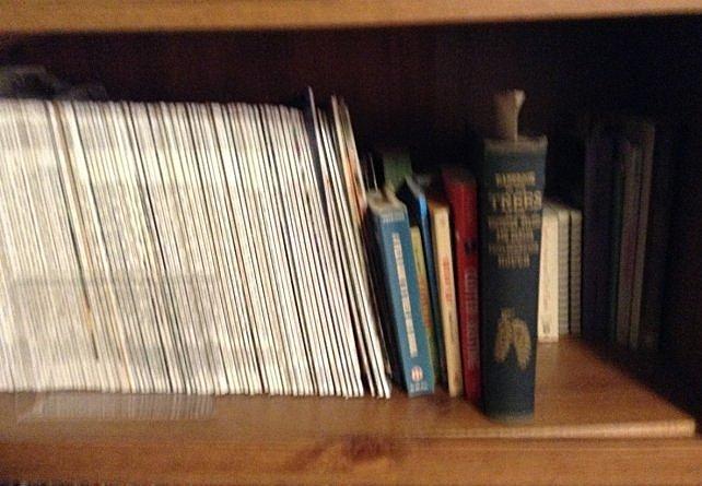 Five Shelfs of Book - 2