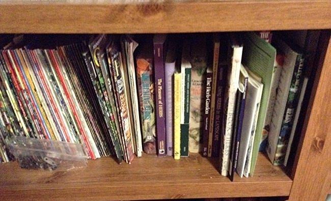 Five Shelfs of Book - 3