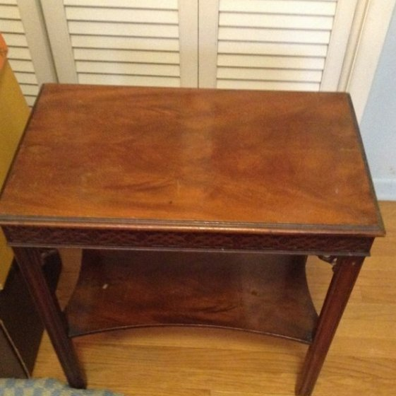 Early End Table
