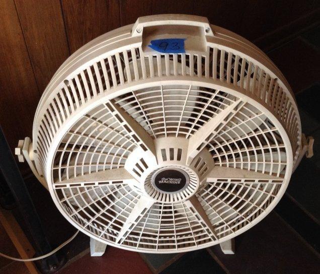 Wind Machine Fan