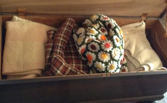 Hope Chest with Contents - 2