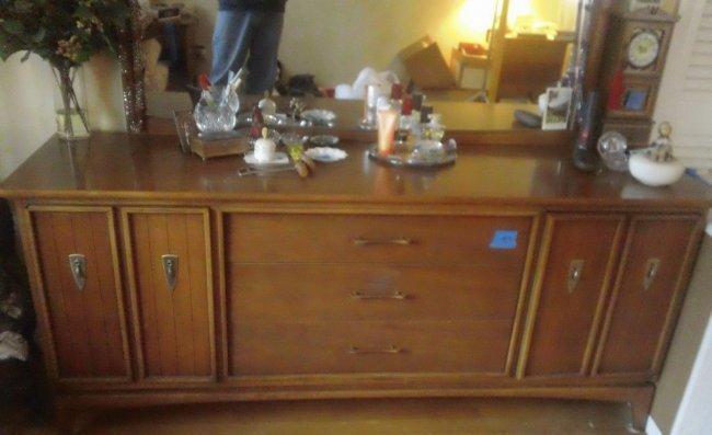 Dresser & Mirror - 2