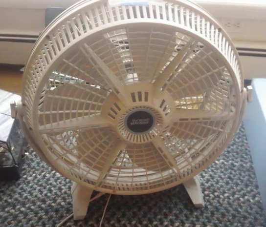 Wind Machine Fan
