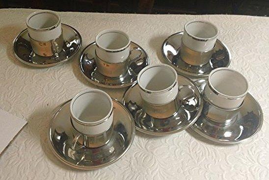 Cappuccino Set - Mid Century Design