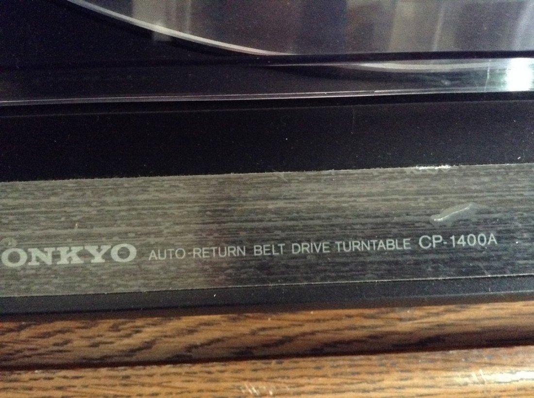Onkyo Stereo system - 4