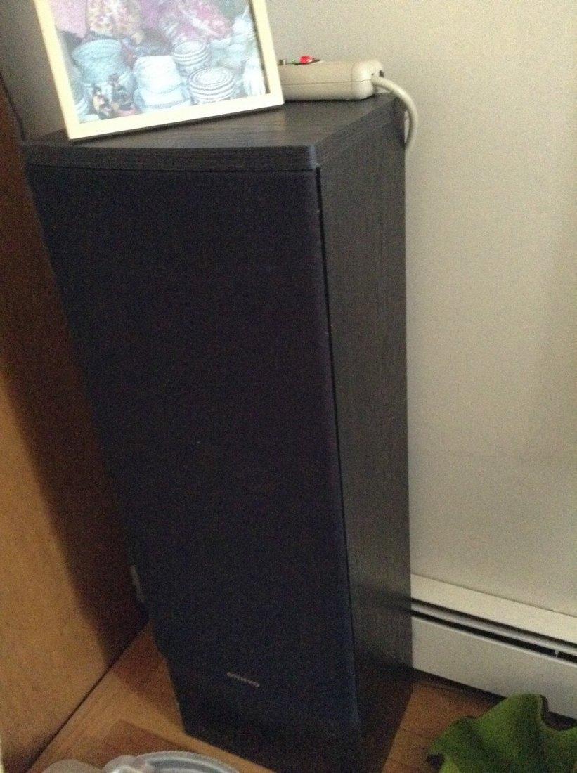 Onkyo Stereo system - 7