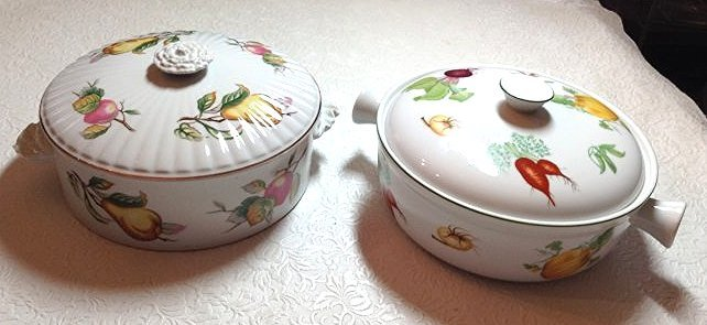 Andrea Covered casserole dishes