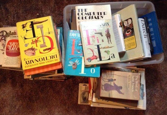 Vintage Books lot