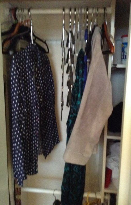 Complete contents of closet - 3