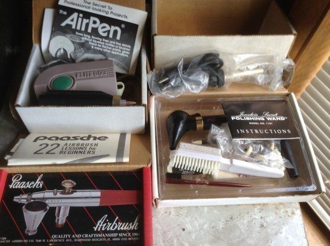 Air Pens & Air Brush : ALL NEW