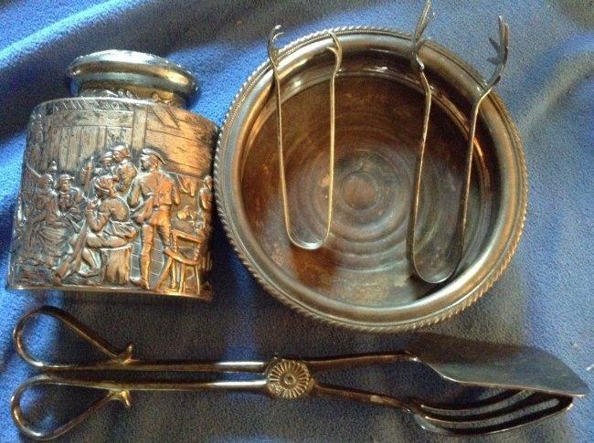 Vintage Metal ware