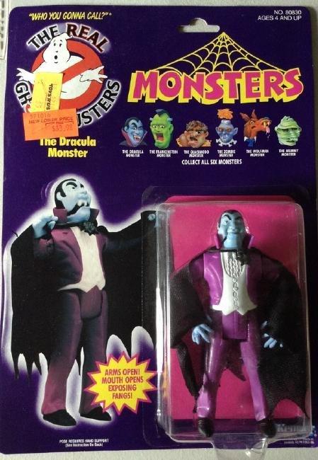Ghost Buster Monster Dracular