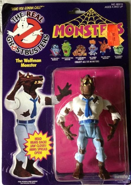 Ghost Buster Wolfman