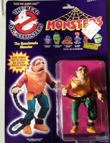 Ghost Buster Guasmodo Monster