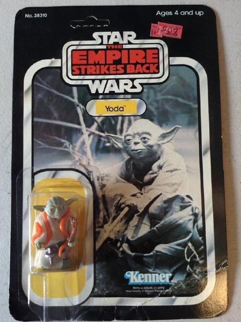 Kenner Star Wars Yoda