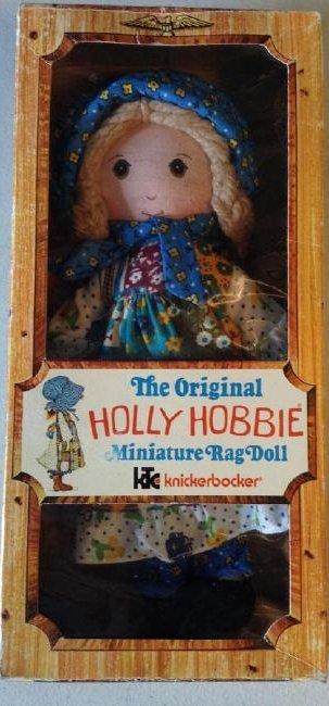 Knickerbocker Holly Hobbie Doll