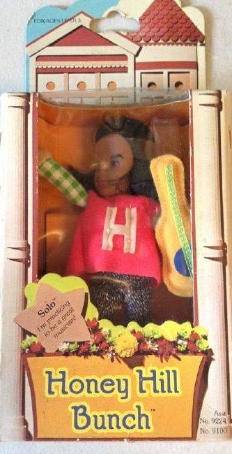 1975 Mattel Honey Hillbunch Doll