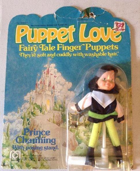 Mego Poppet Love Prince Charming