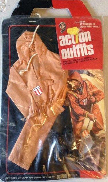 GI Joe Outfit package