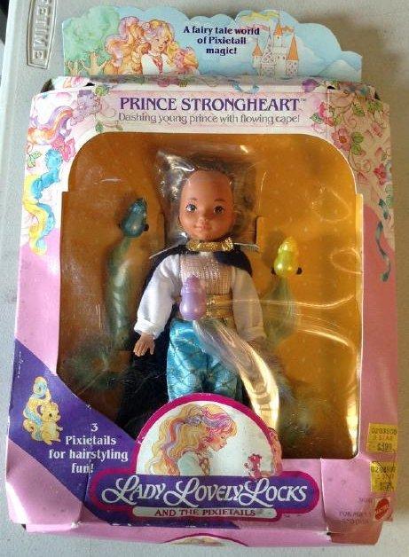 Mattel Prince Strong Heart
