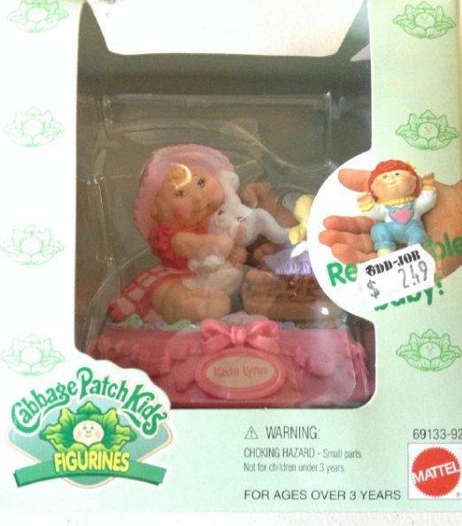 Mattel Cabbage Patch Figure