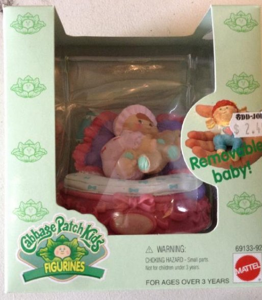 Cabbage Patch Figure