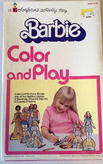 1974 Coloform Barbie
