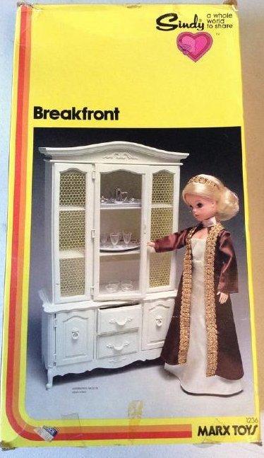 Marx Toys Sindy Break Front NIB