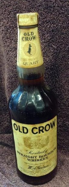 Old Crow Kentucky Straight Bourbon Whiksey 1 quart