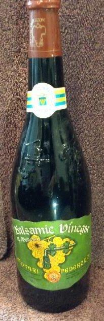 Balsamic Vinegar of Modena 34 fl.oz