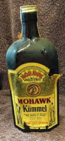 Mohawk Kummel 25/32 quart