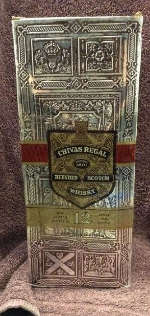 Chivas Regal- Blended Scotch Whisky 1.2 gallon