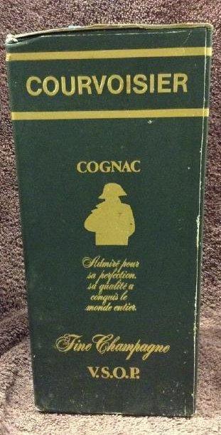 Courvoisier Cognac Fine Champagne