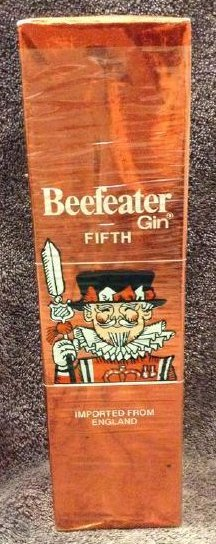 Beefeater Gin Fifth Dry Gin 4/5  qaurt