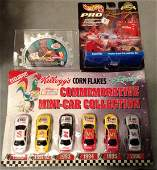 Kelloggs Mini Car Collection Hot Wheels and more