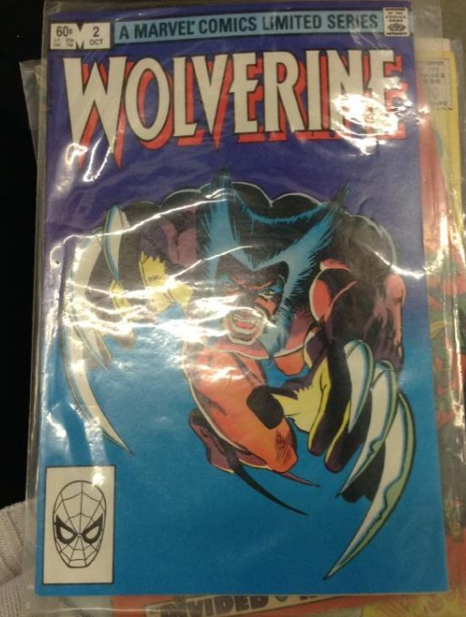 Marvel Comics Limited Series Wolverine
