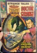 Marvel Comics Group Strange Tales  Nick Fury Agent