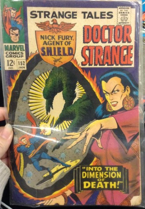 "Marvel Comics Group ""Strange Tales , Nick Fury, Agent"