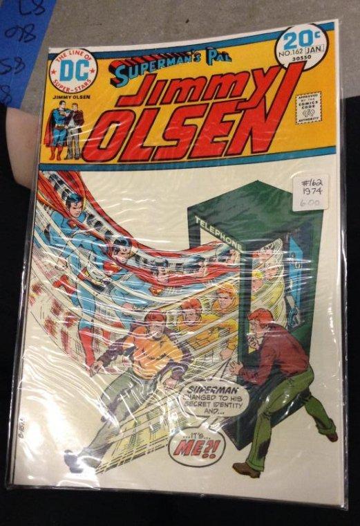 DC Superman's Pal Jummy Olsen B, Very Good