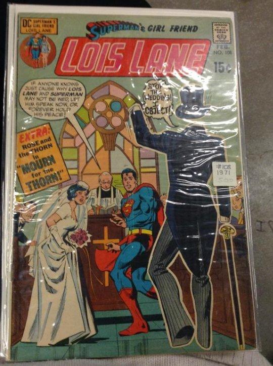 DC Superman's Girlfriend Lois Lane B, Very Good